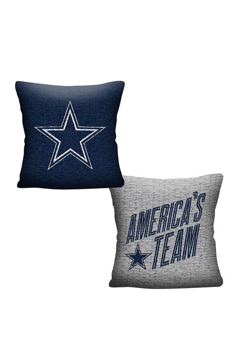 The Northwest Company NFL Dallas Cowboys Invert Pillow