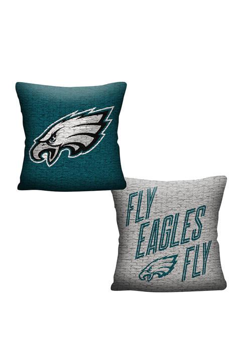 NFL Philadelphia Eagles Invert Pillow