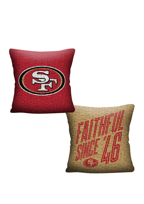 The Northwest Company NFL San Francisco 49ers Invert