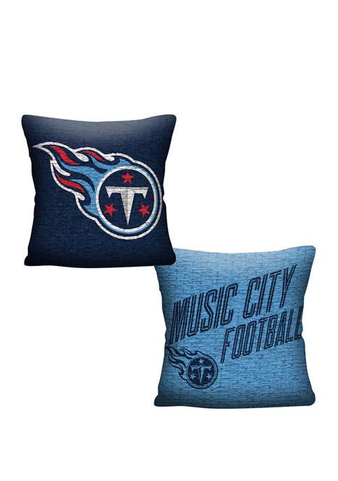 NFL Tennessee Titans Invert Pillow