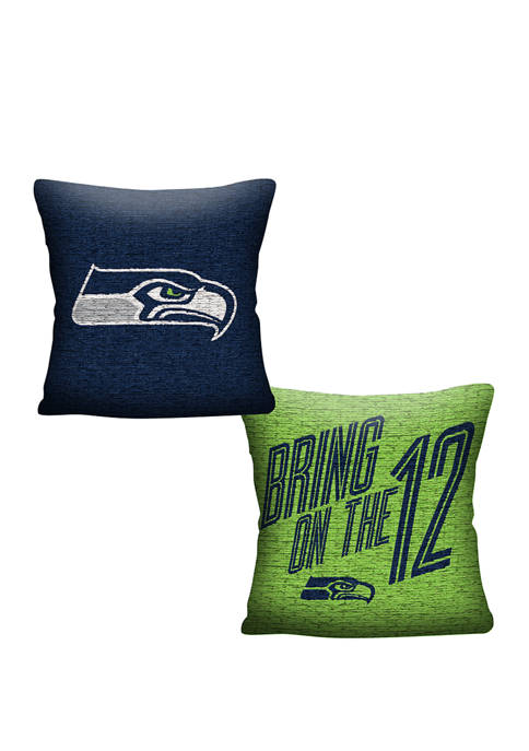 The Northwest Company NFL Seattle Seahawks Invert Pillow