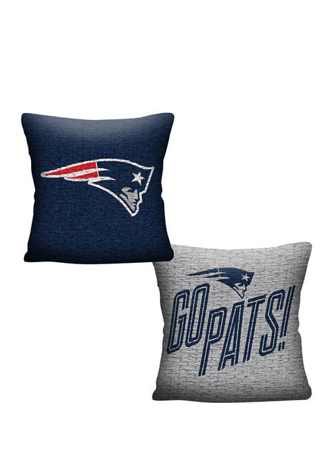 NFL New England Patriots Invert Pillow
