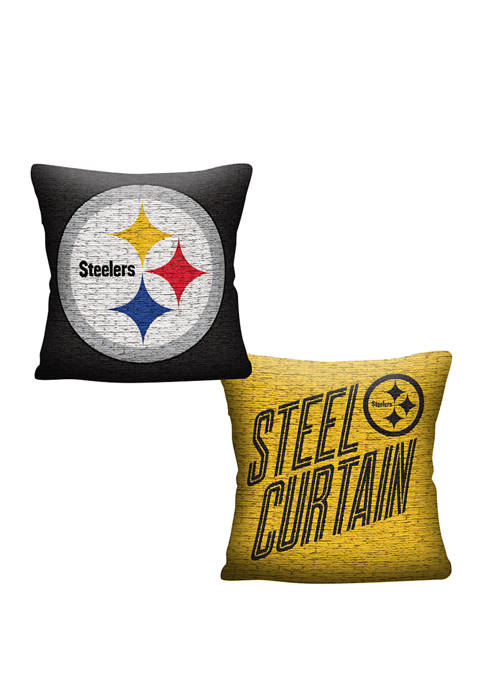 NFL Pittsburgh Steelers Invert Pillow