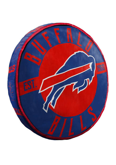 The Northwest Company NFL Buffalo Bills Cloud Pillow