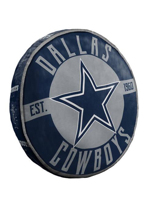 NFL Dallas Cowboys Cloud Pillow