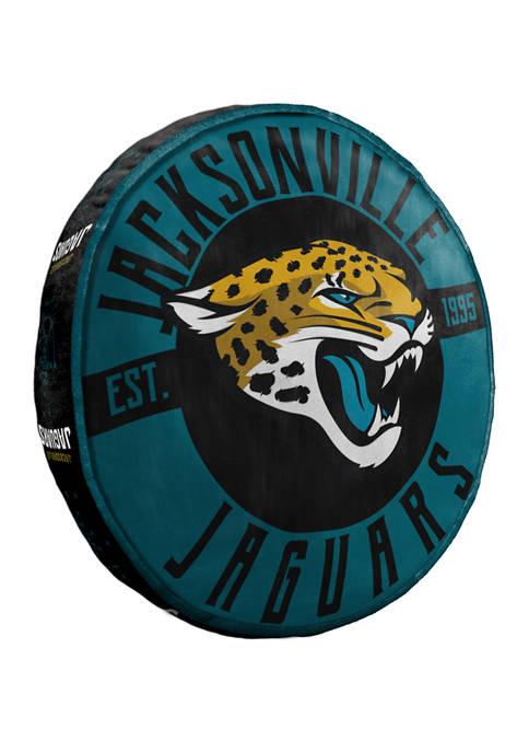 NFL Jacksonville Jaguars Cloud Pillow