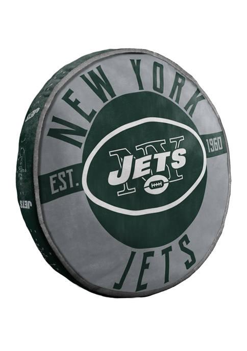 NFL New York Jets Cloud Pillow