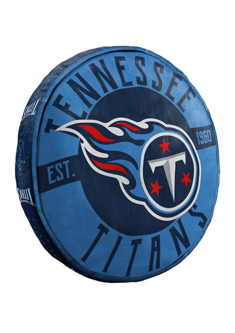 NFL Tennessee Titans Cloud Pillow