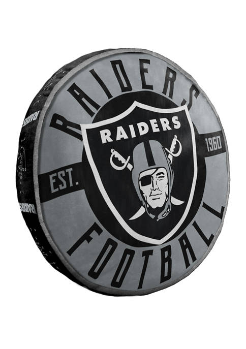 NFL Oakland Raiders Cloud Pillow