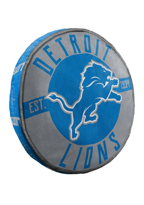 NFL Detroit Lions Cloud Pillow