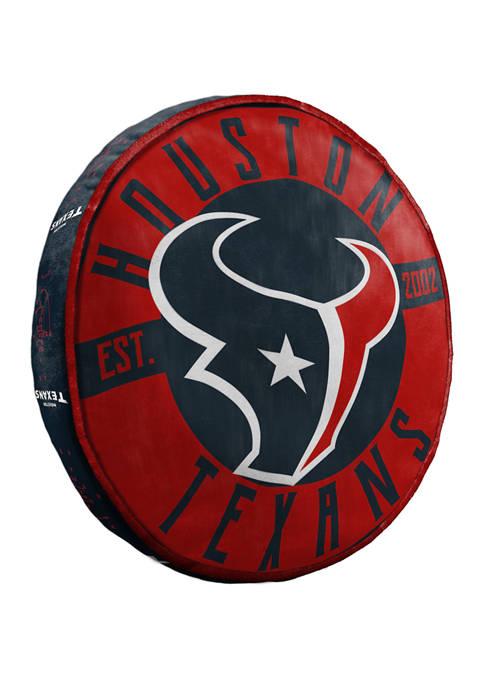 NFL Houston Texans Cloud Pillow