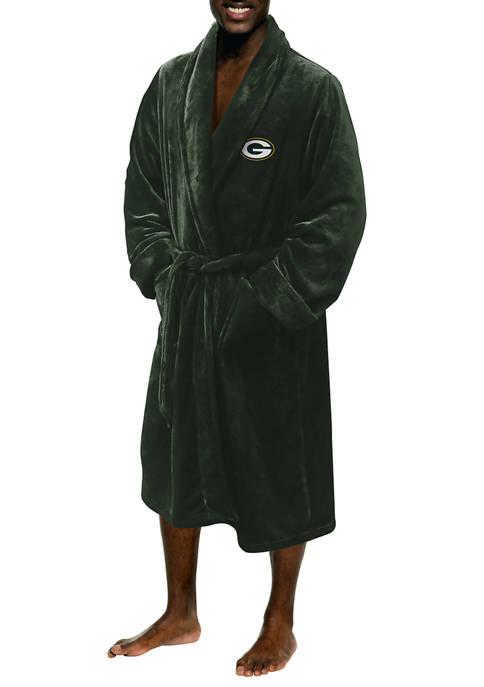 NFL Green Bay Packers Mens L/XL Bathrobe