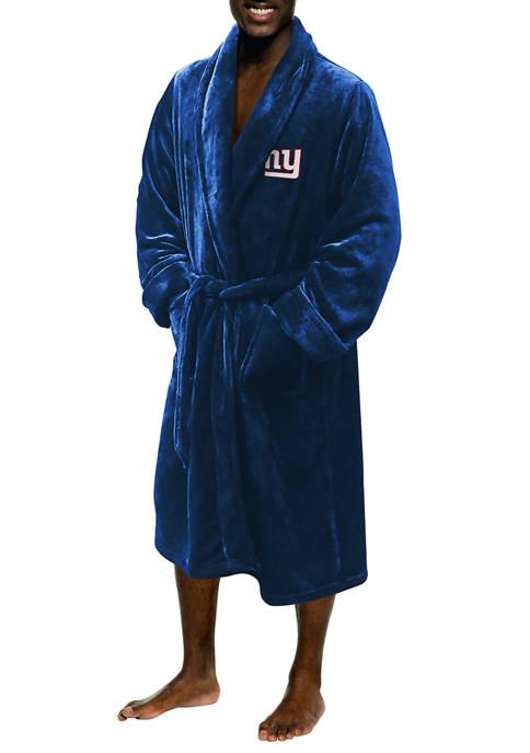 NFL New York Giants Mens L/XL Bathrobe