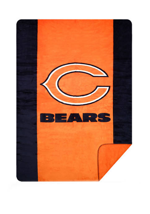 The Northwest Company NFL Chicago Bears Sliver Knit