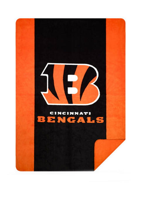 The Northwest Company NFL Cincinnati Bengals Sliver Knit