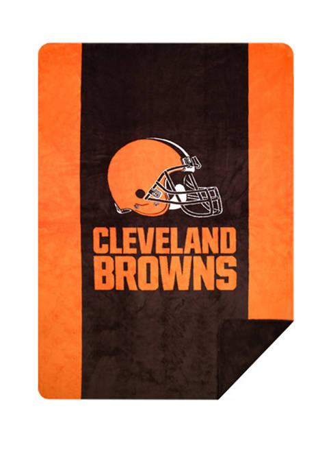 The Northwest Company NFL Cleveland Browns Sliver Knit