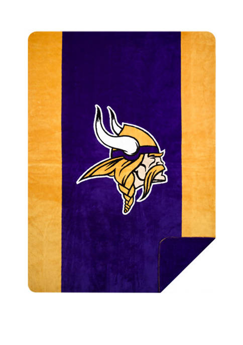 NFL Minnesota Vikings Sliver Knit Throw