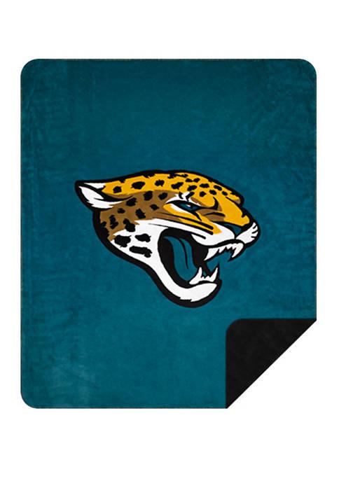 The Northwest Company NFL Jacksonville Jaguars Sliver Knit