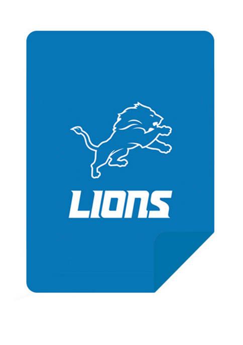 The Northwest Company NFL Detroit Lions Sliver Knit
