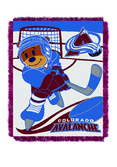 The Northwest Company NHL Colorado Avalanche Baby Jacquard