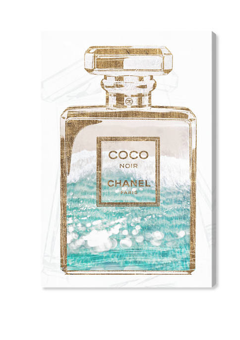 Oliver Gal Coco Water Love Fashion and Glam