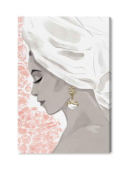 Bath Bomb Beauty III Fashion and Glam Wall Art Canvas Print