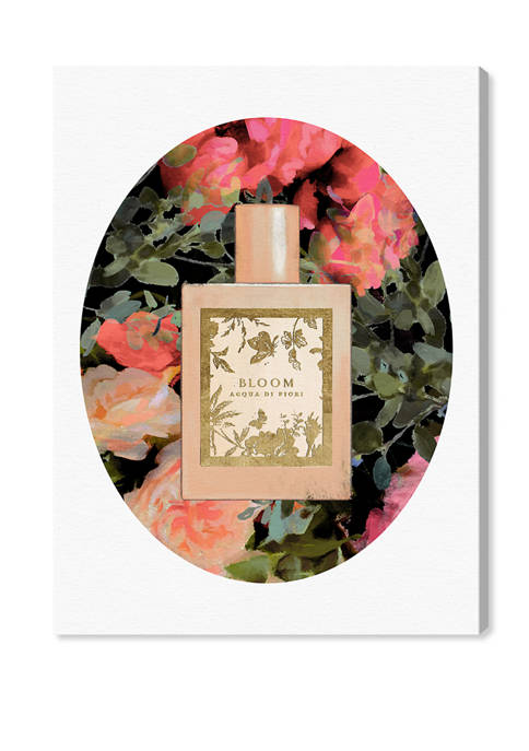 Oliver Gal Romanticized Perfume Meadow Fashion and Glam