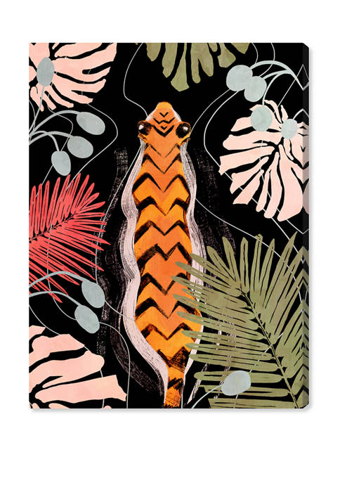 Oliver Gal Prowl Floral and Botanical Wall Art