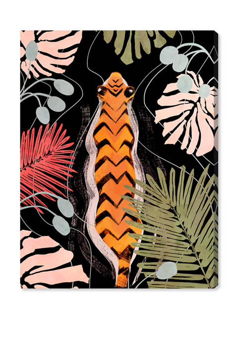 Prowl Floral and Botanical Wall Art Canvas Print