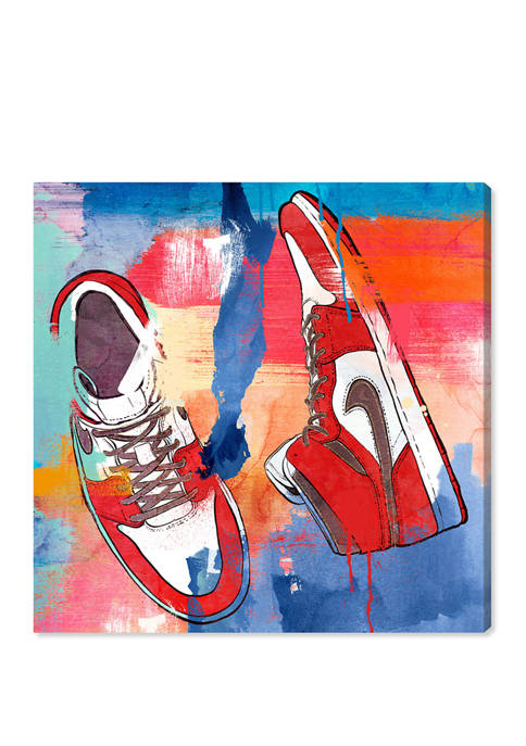 Oliver Gal Sneaker Style II Fashion and Glam