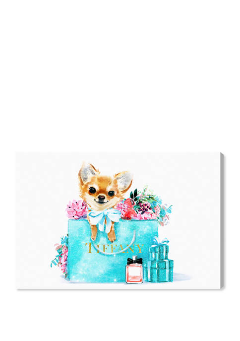Oliver Gal Pretty Divine Pooch Fashion and Glam
