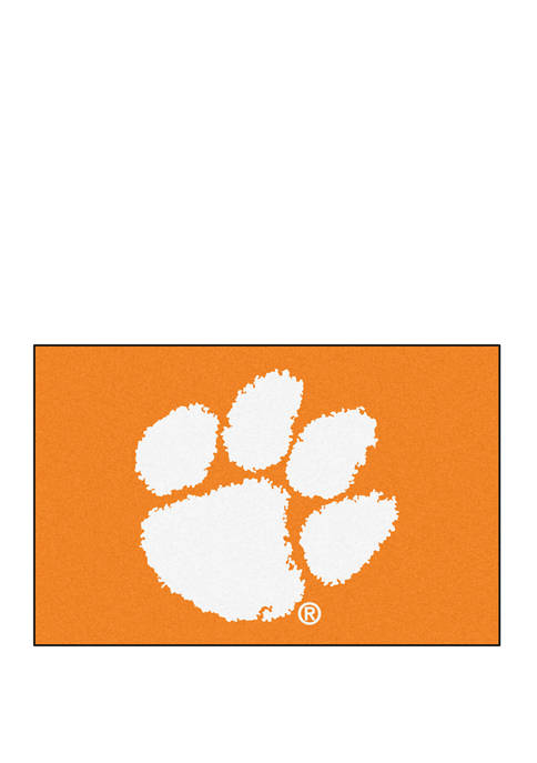 NCAA Clemson Tigers 19 in x 30 in