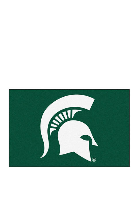 Fanmats NCAA Michigan State Spartans 19 in x