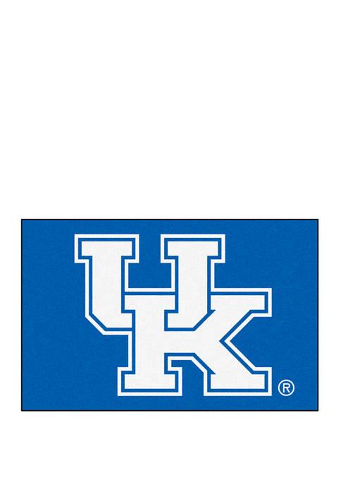 Fanmats NCAA Kentucky Wildcats 19 in x 30