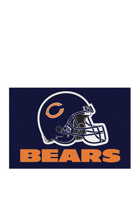 Fanmats NFL Chicago Bears 19 in x 30
