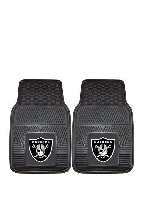 Fanmats NFL Oakland Raiders 27 in x 17