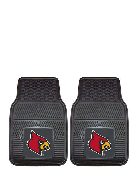 Fanmats NCAA Louisville Cardinals 27 in x 17