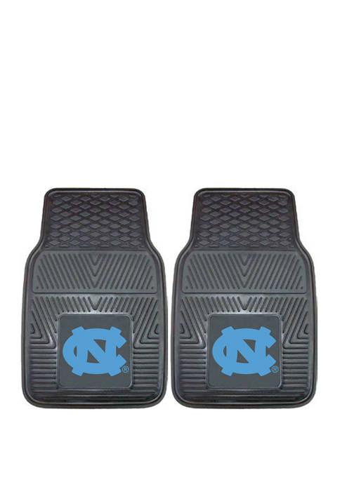 Fanmats NCAA North Carolina Tar Heels Set of