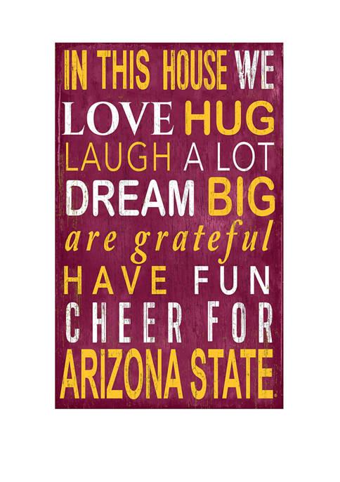 Fan Creations NCAA Arizona State Sun Devils In