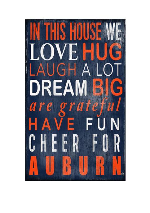 Fan Creations NCAA Auburn University Tigers In This