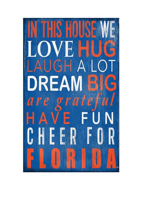 Fan Creations NCAA University of Florida Gators In