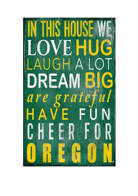 Fan Creations NCAA University of Oregon Ducks In