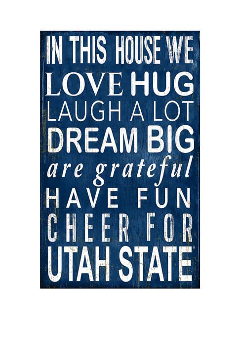 Fan Creations NCAA Utah State Aggies In This