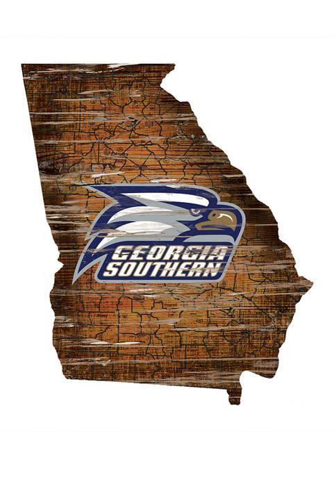 Fan Creations NCAA Georgia Southern Eagles 24 in