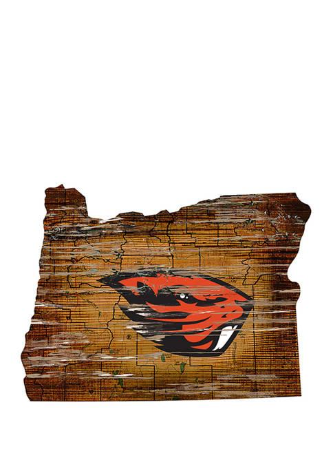 Fan Creations NCAA Oregon State Beavers 24 in