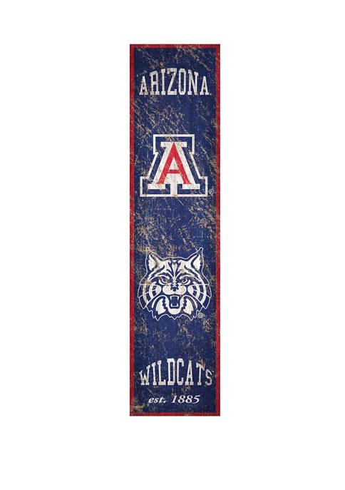 Fan Creations NCAA Arizona Wildcats 24 in x