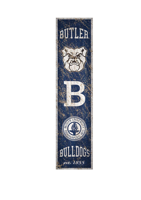 Fan Creations NCAA Butler Bulldogs 6 in x