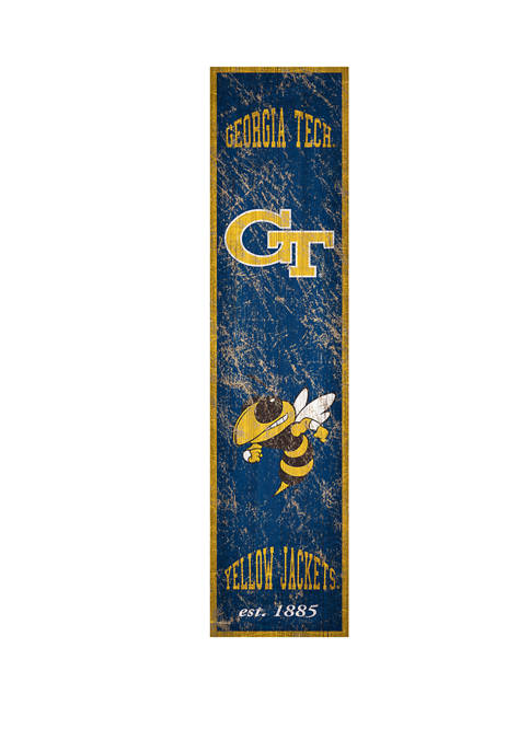 Fan Creations NCAA Georgia Tech Yellow Jackets 6
