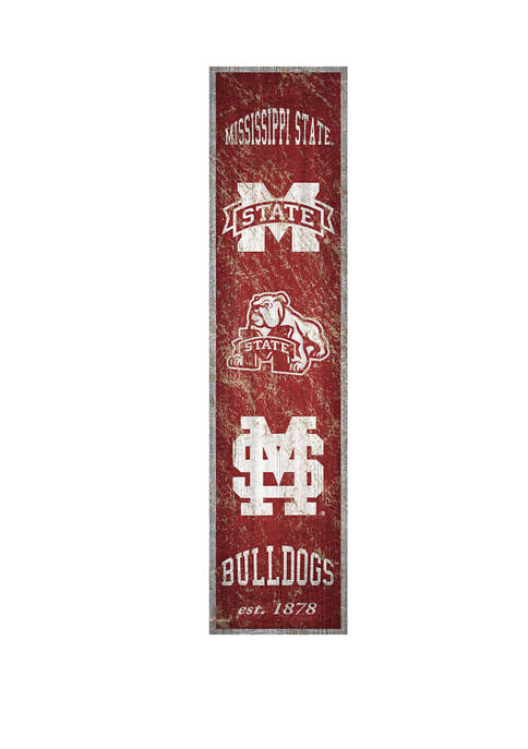 Fan Creations NCAA Mississippi State Bulldogs 6 in