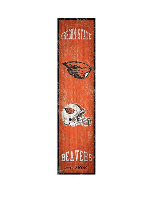 Fan Creations NCAA Oregon State Beavers 6 in